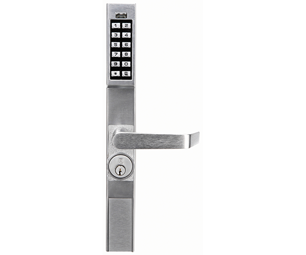 Alarm Lock Dl1200 Trilogy Narrow Stile Digital Locks